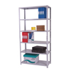 steel botled shelving